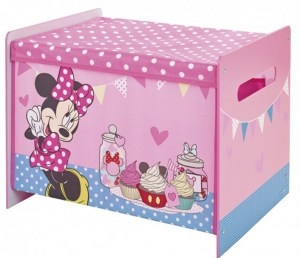 475MIZ01E-Minnie-Mouse-MDF-and-Fabric-Toy-Box-01