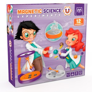 EUREKAKIDS 1552146 MAGNETIC SCIENCE EXPERIMENTS 1 αντίγραφο