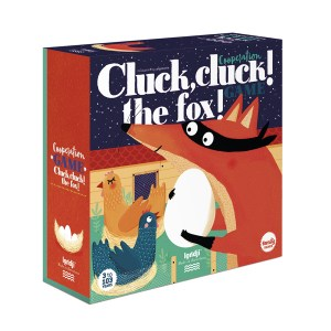 FG013 CLUCK CLUCK THE FOX