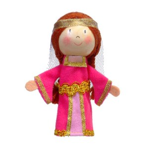 FIESTA-CRAFTS-FINGER-PUPPET-LADY-MARIAN-5034309113357