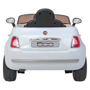 GLOBO 38349 Electric car FIAT500 white 6