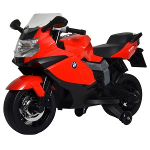GLOBO 38967 Electric motorbike BMW K1300S red 1