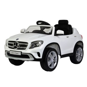 GLOBO 38969 Electric car MERCEDES BENZ GLA WHITE