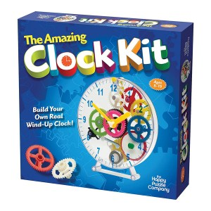 HAPPY PUZZLE THE CLOCK KIT 1 αντίγραφο