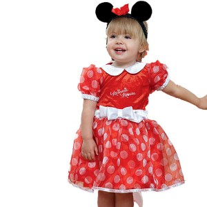 MINNIE MOUSE COSTUME αντίγραφο