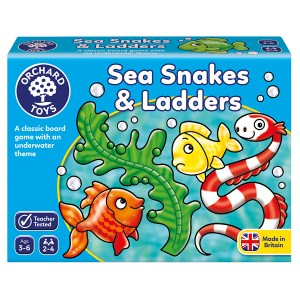 ORCHARD SNAKES AND LADDERS 583