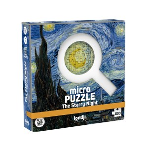 PZ203 MICROPUZZLE STARRY NIGHT