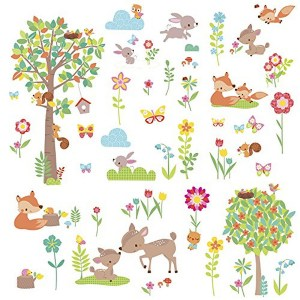 ROOMMATES-Woodland-Creatures-Peel-and-Stick-Wall-Decals-RMK3209SCS-1
