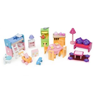 le toy van deluxe furniture set me039 αντίγραφο